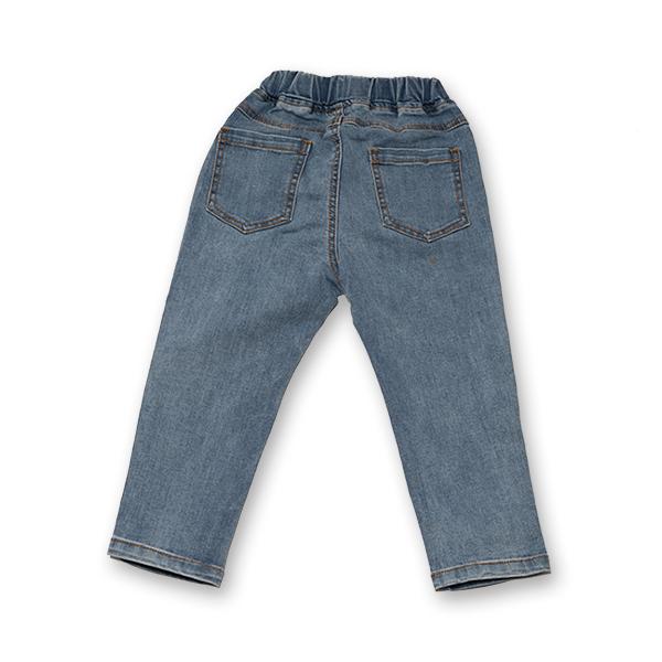 Pantalon din Denim 6
