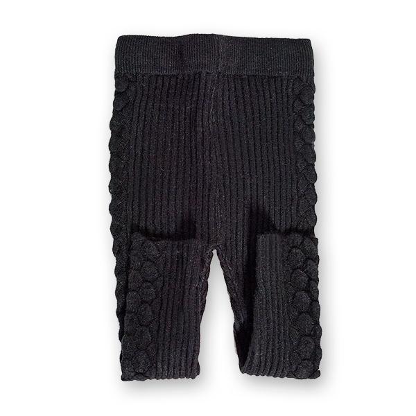 Pantalon Legging din Tricot cu Model 1