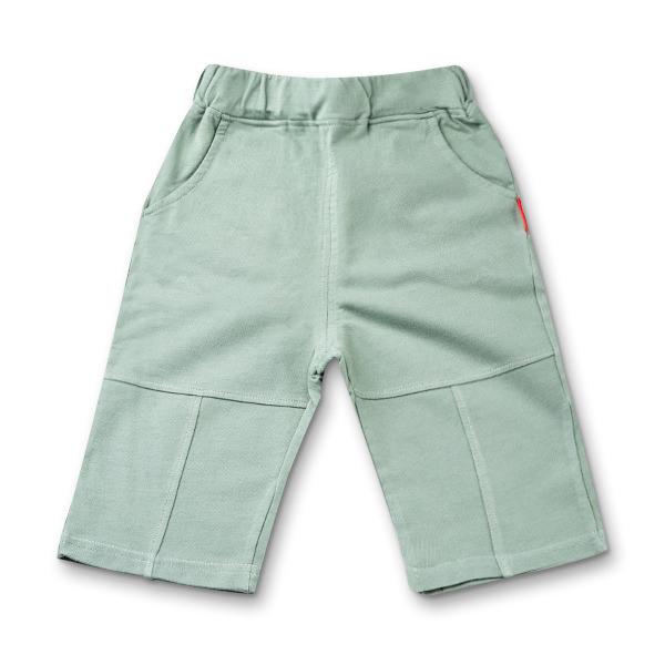 Pantaloni trei sferturi din bumbac 0