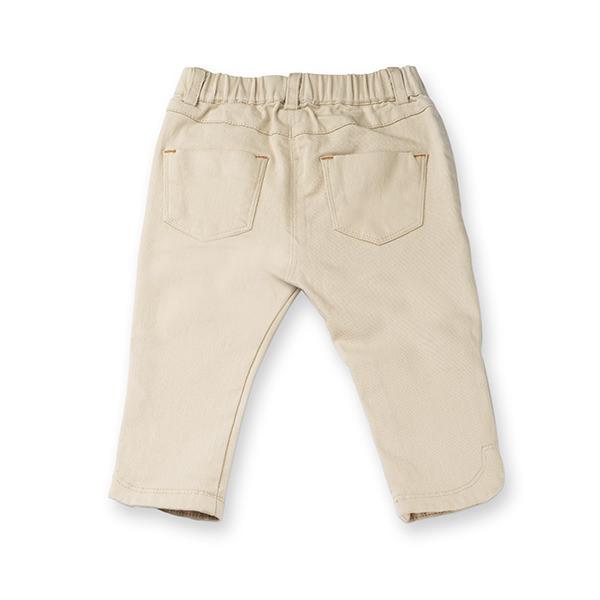 Pantaloni bej fete 1