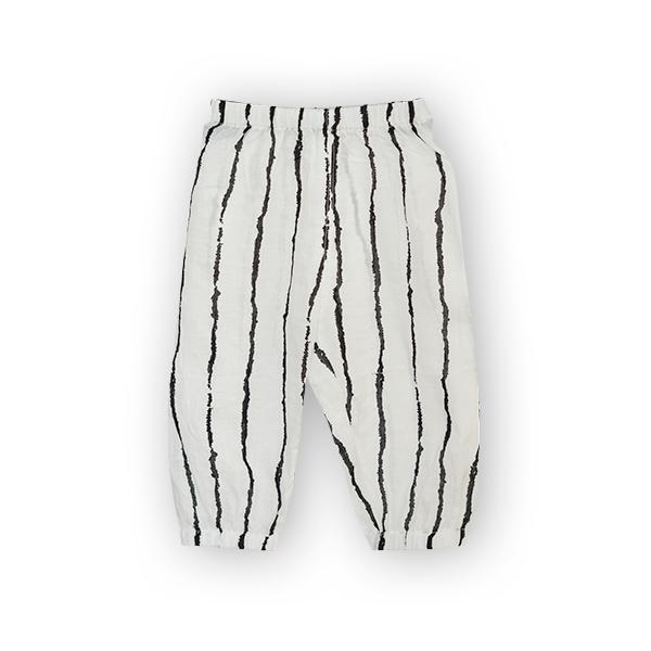 Pantaloni jogger cu dungi 0