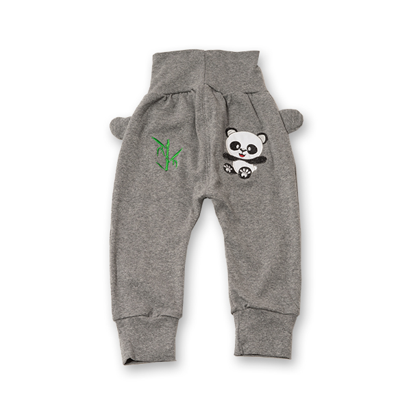 Pantaloni jogger din bumbac 0