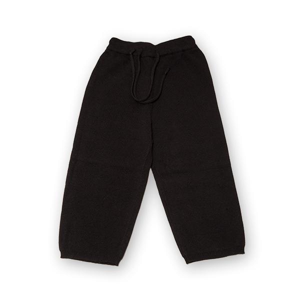 Pantaloni jogger din tricot 0