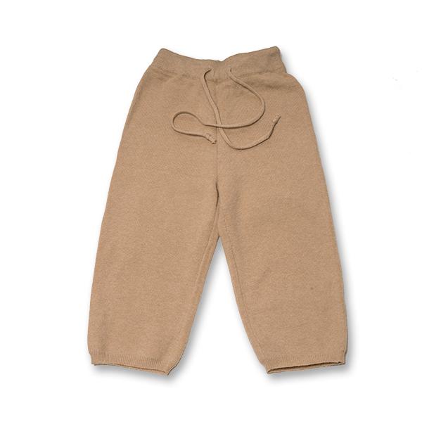 Pantaloni jogger din tricot 9