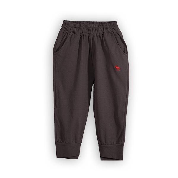 Pantaloni jogger trei sferturi [0]