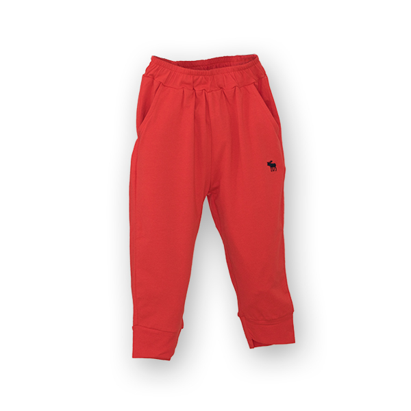 Pantaloni jogger trei sferturi 0