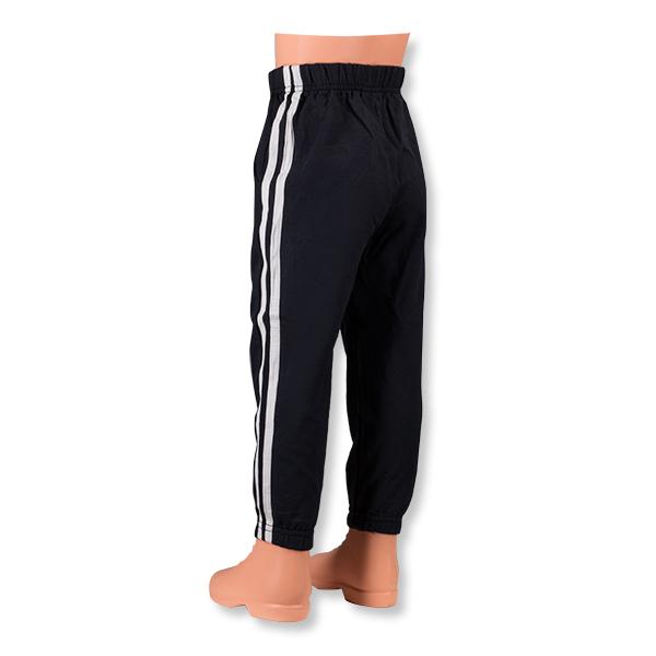 Pantaloni sport cu doua dungi laterale 6