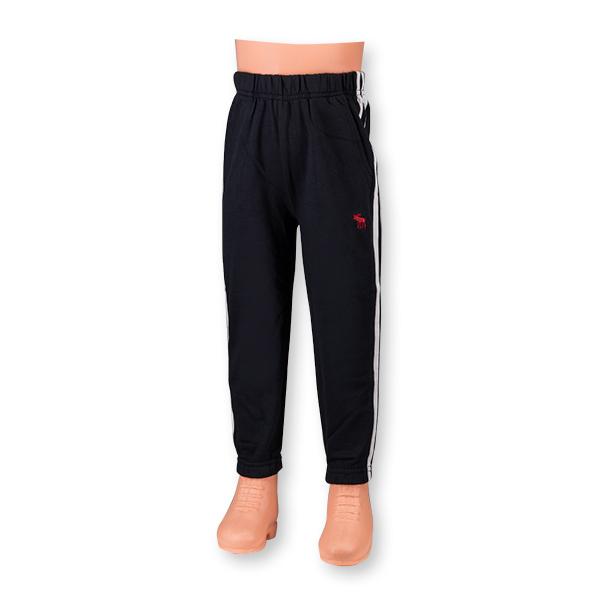 Pantaloni sport cu doua dungi laterale 5