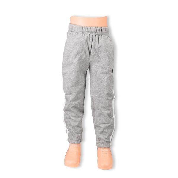 Pantaloni sport cu doua dungi laterale 0
