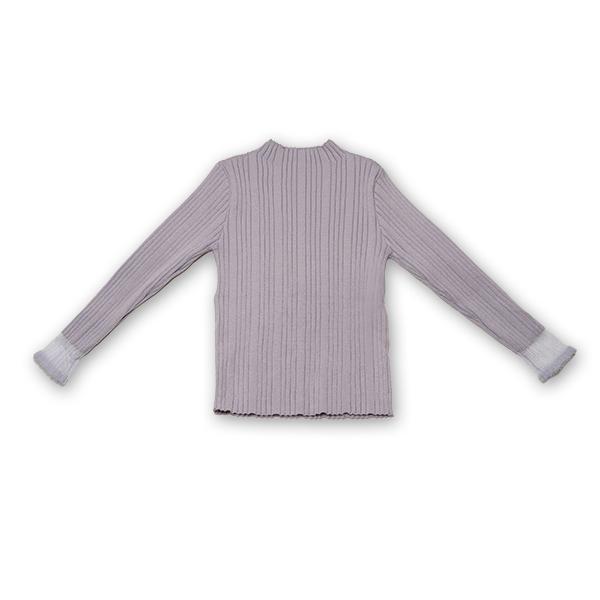 Pulover Simplu din Tricot [5]