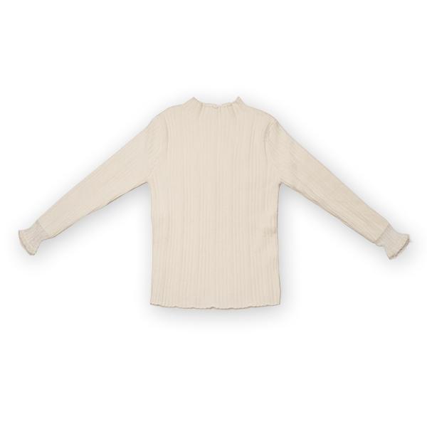 Pulover Simplu din Tricot [3]