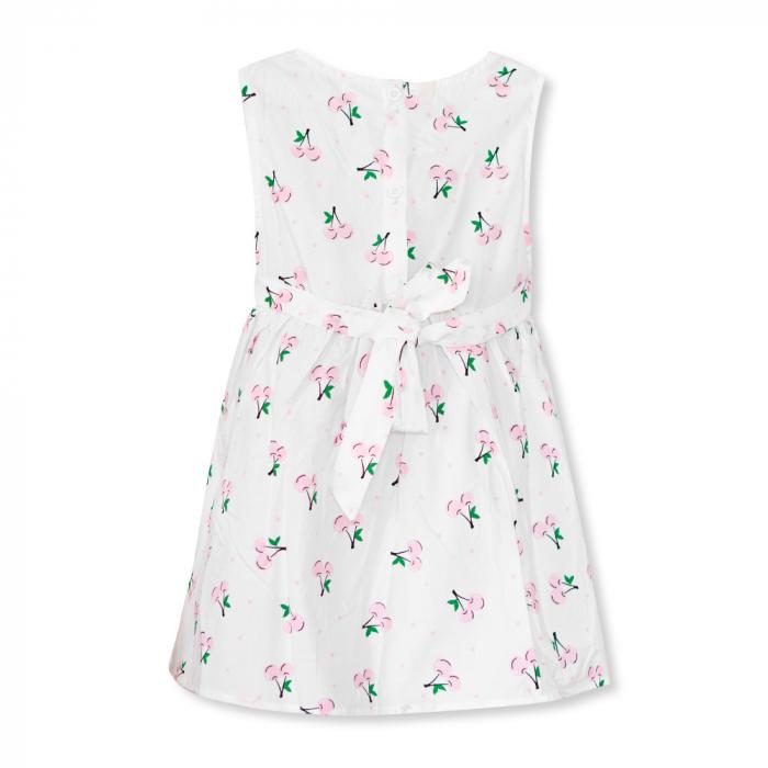 Rochie cu imprimeu cirese 1