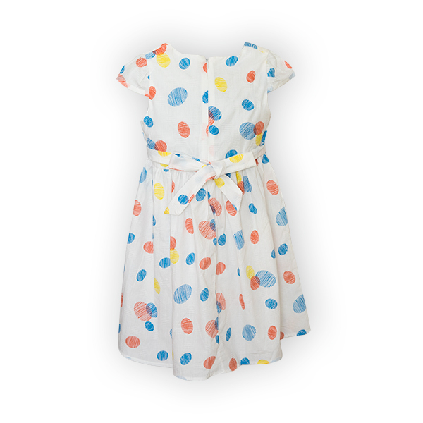 Rochie cu imprimeu Colorat [5]