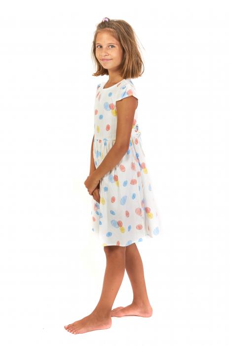 Rochie cu imprimeu Colorat [2]