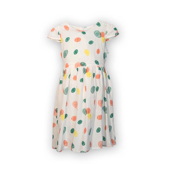Rochie cu imprimeu Colorat 0