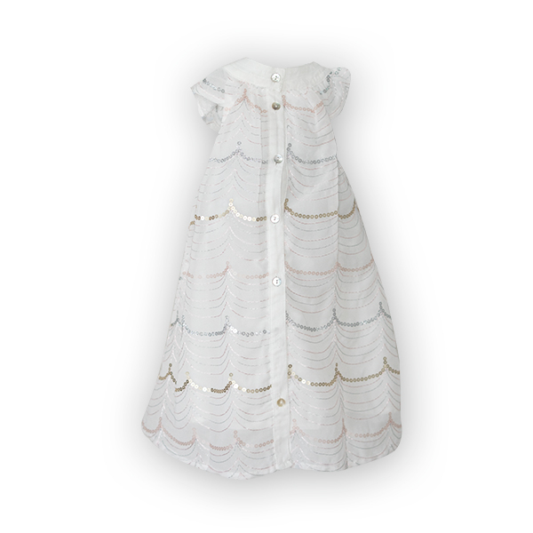 Rochie din voal cu paiete 1
