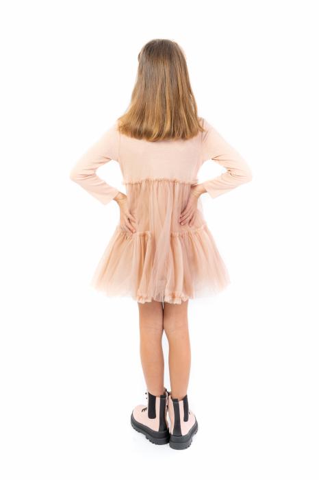 Rochie eleganta cu tulle [3]