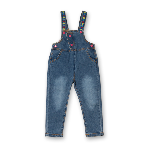 Salopeta denim lunga 3