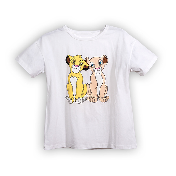 Tricou cu imprimeu animale 0