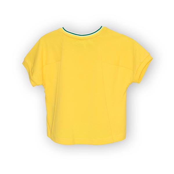 Tricou polo cu buline colorate 4