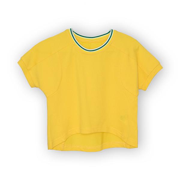 Tricou polo cu buline colorate 3