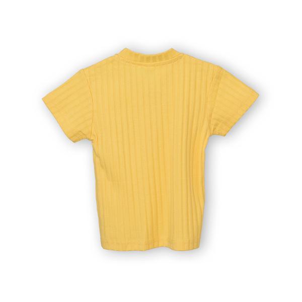 Tricou polo cu buline colorate 1