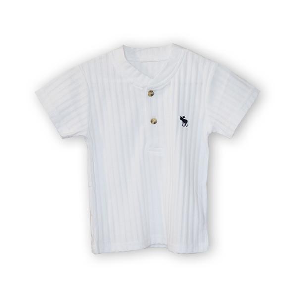Tricou polo cu buline colorate [3]
