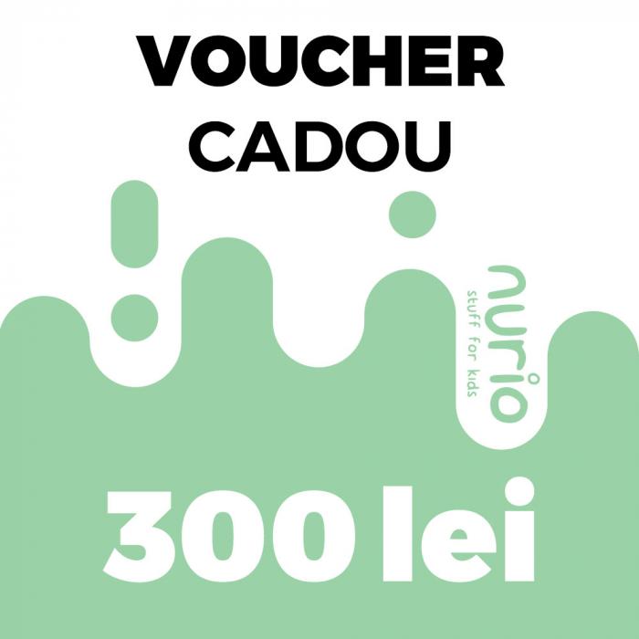 Voucher Cadou 300 lei 0