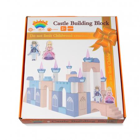 Blocuri de constructie din lemn - castelul3