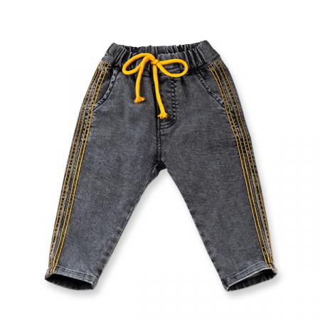 Pantalon Denim0