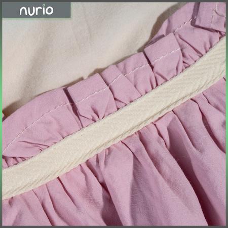 Camasa eleganta fete ivoire si roz2