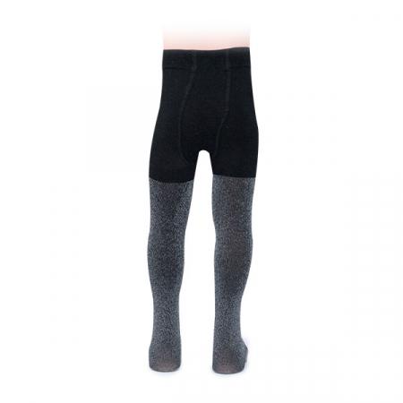Ciorapi negri cu fir lame1