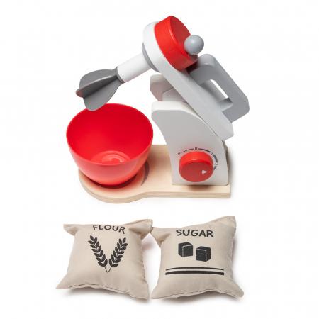Mixer din lemn cu accesorii [0]