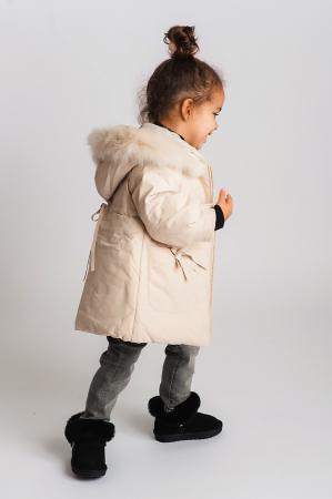 Jachetă cu Puf1