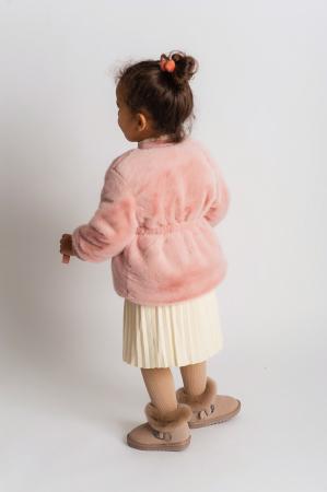 Jachetă din Imitație de Blană3