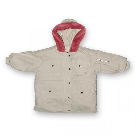 Jachetă Lungă Căptuşită0