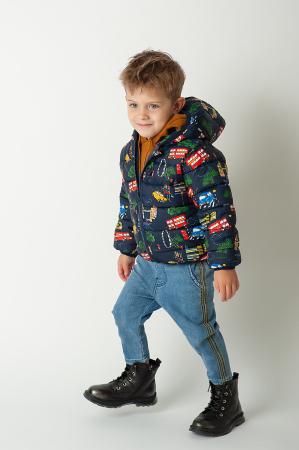 Jachetă Matlasată Groasă2