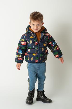 Jachetă Matlasată Groasă1