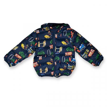 Jachetă Matlasată Groasă4