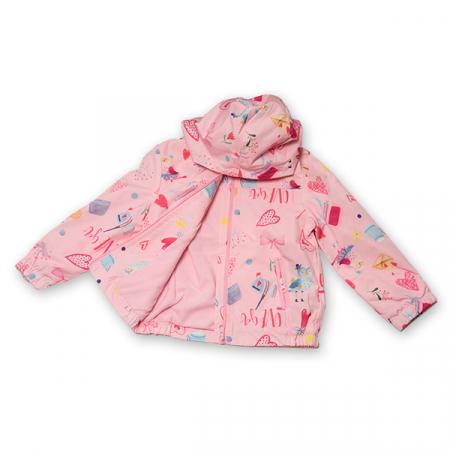 Jachetă subtire cu gluga5