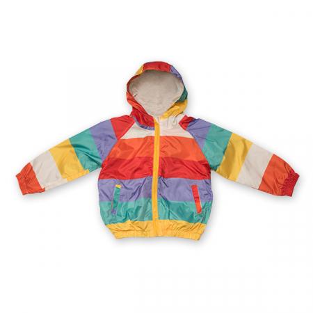 Jachetă subtire cu gluga0