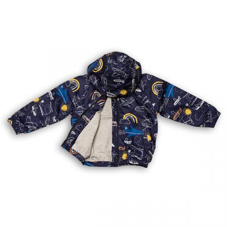 Jachetă subtire cu gluga4