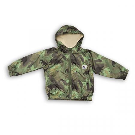 Jachetă subtire cu gluga [4]