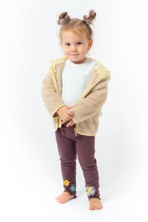 Jachetă fleece cu gluga2