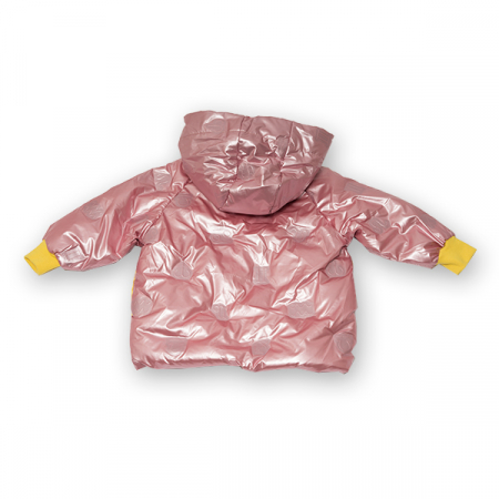 Jachetă Matlasată Cu Glugă1