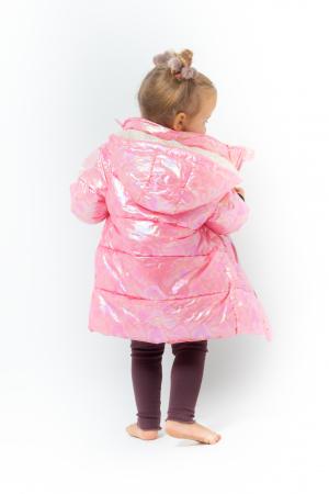 Jachetă Matlasată Cu Glugă5