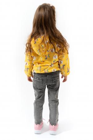 Jachetă subtire cu gluga3