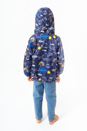 Jachetă subtire cu gluga2
