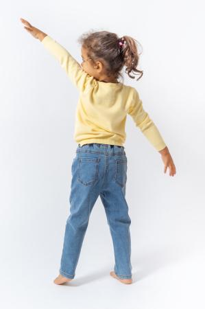 Pantalon din Denim3