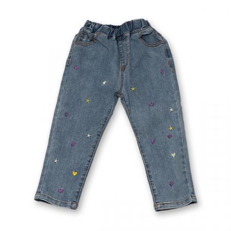 Pantalon din Denim5